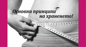 Онлайн фитнес тренировки - основи на храненето
