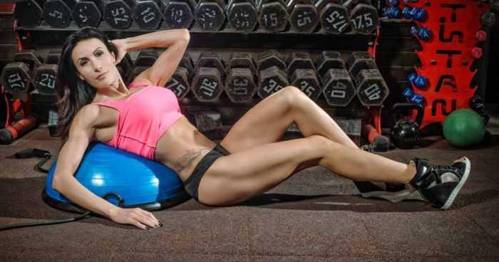 фитнес програма корекция на цяло тяло